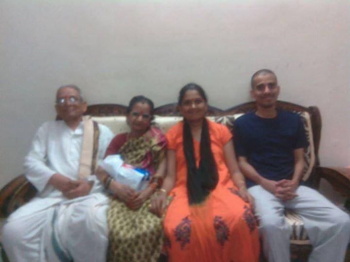 Prasanthi Family