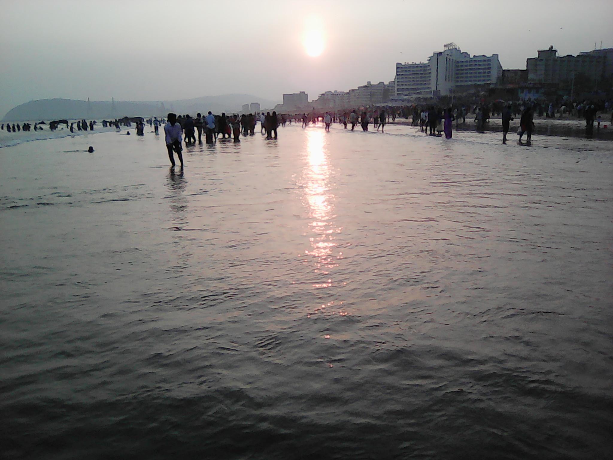 Vizag-RK beach-1