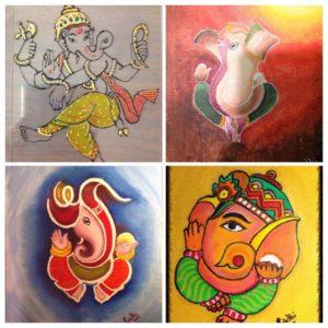 రాధికా వెంకట్ తో ముఖాముఖి-3_oil paintings
